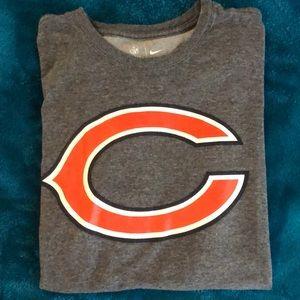 Nike Chicago Bears Dri-fit tee
